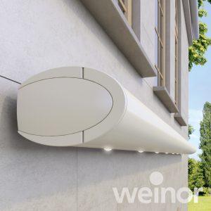 Weinor Opal Design/LED Detail