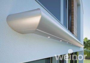 Weinor Zenara/LED Detail